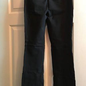 White House Black Market WHBM Black Pants